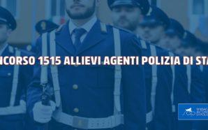 CONCORSO 1515 POSTI ALLIEVI AGENTI POLIZIA DI STATO: PUBBLICAZIONE GRADUATORIA