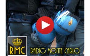 TELECAMERE SUI CASCHI, TONELLI SU RADIO MONTE CARLO
