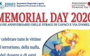 MEMORIAL DAY SAP 2020 A GENOVA