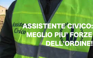 """""""AUSILIARI CIVICI"""", LE PERPLESSITA' DEL SAP: MEGLIO ATTINGERE ALLE GRADUATORIE…"""
