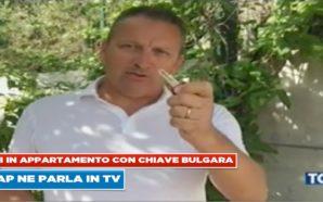 FURTI IN APPARTAMENTO CON CHIAVE BULGARA: INTERVISTA SULLE RETI MEDIASET…