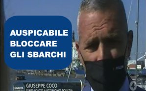 MIGRANTI IN FUGA IN SICILIA: COCO (SAP) SUL QUOTIDIANO IL…