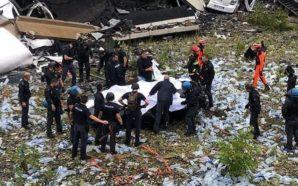 CROLLO PONTE GENOVA: ANCHE POLIZIOTTI FUORI SERVIZIO ACCORRONO PER SALVARE…