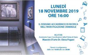 SEMINARIO: IL DISEGNO ACCADEMICO DI RICERCA NELL'INVESTIGAZIONE CRIMINALE