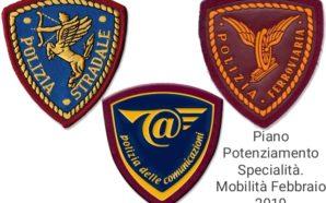 Mobilità ordinaria del personale ruolo Assistenti e Agenti. Piano potenziamento…