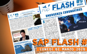 SAP FLASH NR.9 DEL 02 MARZO 2020