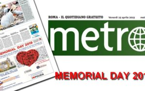 IL MEMORIAL DAY SAP 2019 IN EVIDENZA SU METROITALY