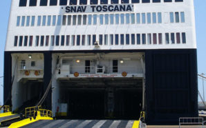 Vertice G7 di Taormina – sopralluogo alla terza motonave