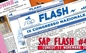 SAP FLASH N° 45 DELL'11 NOVEMBRE 2019