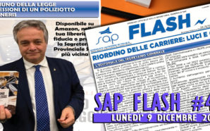 SAP FLASH N° 49 DEL 9 DICEMBRE 2019