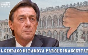 """""""FORZE DELL'ORDINE OCCUPATE GRAZIE AI BALORDI!"""" INACCETTABILI LE PAROLE DEL…"""