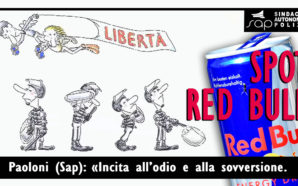 VERGOGNOSO SPOT RED BULL. INCITA ALL'ODIO E ALLA SOVVERSIONE. IO…