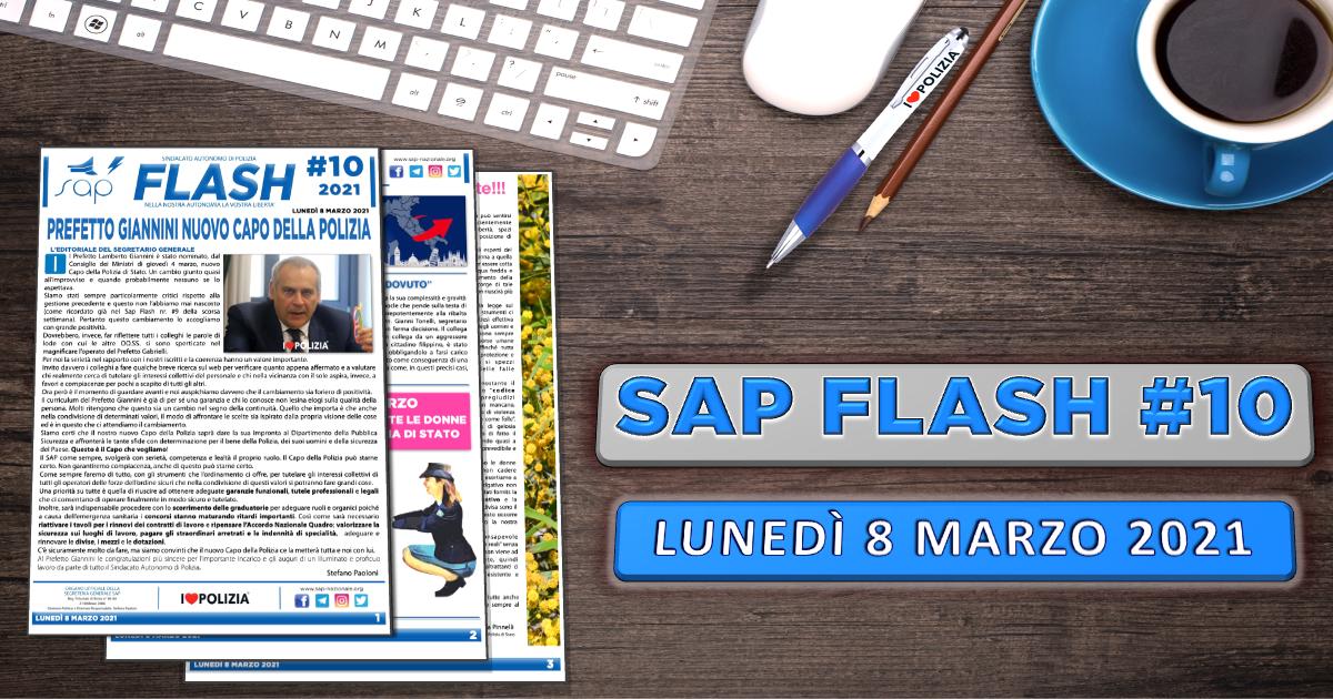 SAP FLASH 10 2021