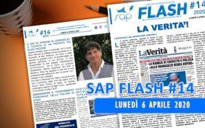 SAP FLASH 14 DEL 6 APRILE 2020