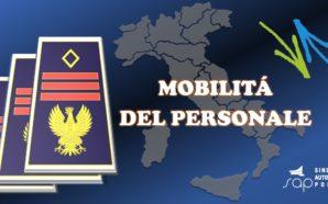 TRASFERIMENTI RUOLO AGENTI-ASSISTENTI: IN AREA RISERVATA DISPONIBILI LE VELINE