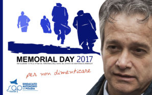 Nessuna ipocrisia per il Memorial Day: mancano 4.000 uomini all'Antimafia.…