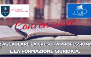 CONVENZIONE SAP-UNIVERSITA' DI CAMERINO
