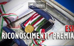 ESITI RIUNIONE COMMISSIONE CENTRALE RICOMPENSE DEL 16 GENNAIO 2019 IN…