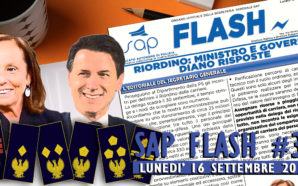 SAP FLASH NR° 37 DEL 16 SETTEMBRE 2019