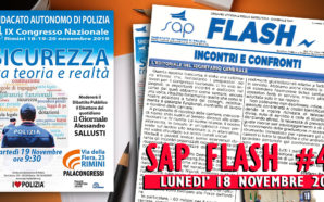 SAP FLASH N° 46 DEL 18 NOVEMBRE 2019