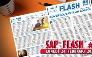 SAP FLASH N° 08 DEL 24 FEBBRAIO 2020
