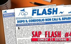 SAP FLASH NR° 42 DEL 21 OTTOBRE 2019