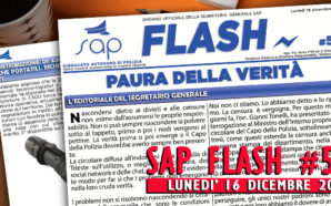 SAP FLASH N° 50 DEL 16 DICEMBRE 2019