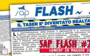 SAP FLASH NR° 20 DEL 20 MAGGIO 2019