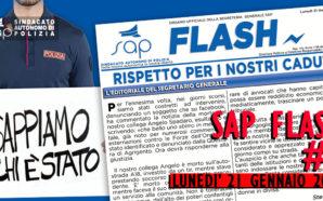SAP FLASH NR° 03 DEL 21 GENNAIO 2019