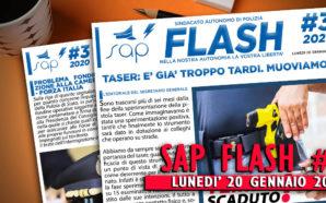 SAP FLASH N° 3 DEL 20 GENNAIO 2020