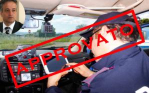 """ODG IN PARLAMENTO, SISTEMA """"MERCURIO"""" NELLE AUTOVETTURE DI POLIZIA: APPROVATO"""