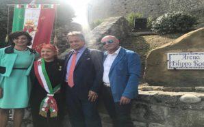 INAUGURATA LA NUOVA TARGA ALLA MEMORIA DELL'ISPETTORE FILIPPO RACITI