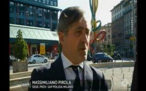 PIROLA (SAP MILANO): COL TASER NESSUNO AVREBBE RISCHIATO
