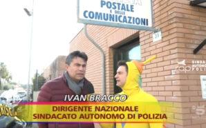 STRISCIA LA NOTIZIA con il SAP salva la Polizia Postale…