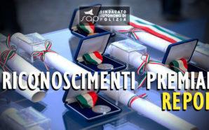 REPORT COMMISSIONE CENTRALE PER LE RICOMPENSE DEL 29 GENNAIO 2020