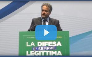 """""""La difesa è sempre legittima"""". L'intervento di Gianni Tonelli sul…"""