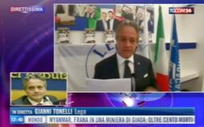 IL SEGRETARIO GENERALE AGGIUNTO GIANNI TONELLI SULLE RETI MEDIASET