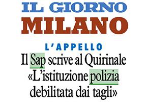 Il-SAP-scrive-al-Quirinale-IL-GIORNO
