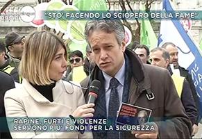 Il-SAP-in-collegamento-da-Piazza-del-Viminale-ospite-della-trasmissione-MATTINO5