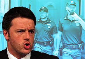 Il-premier-Renzi-si-vergogna-della-Polizia-di-Stato-il-SAP-su-Agenparl