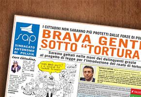 Il-reato-di-tortura-non-serve-le-leggi-ci-sono-gia39-Gianni-Tonelli-su-Il-Dubbio