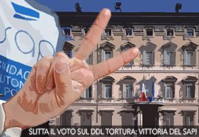 Slitta-il-voto-sul-ddl-Tortura-vittoria-del-SAP